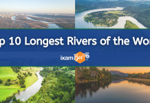 Top 10 Longest Rivers of the World