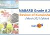 NABARD Grade A: Kurushetra Magazine.