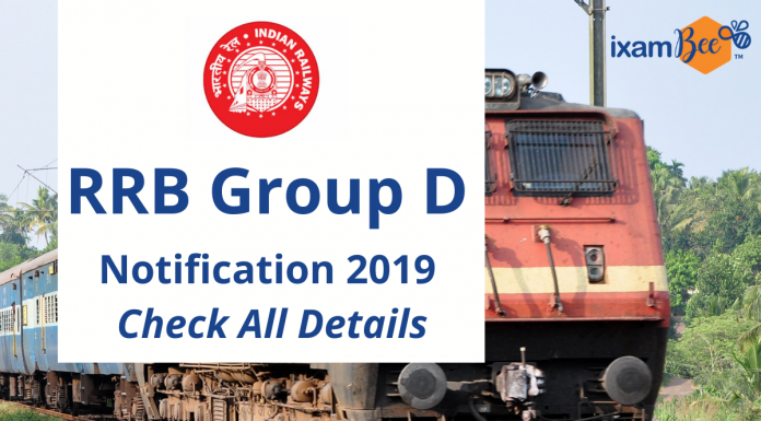 RRB Group D Notification 2021-Updated Vacancies.