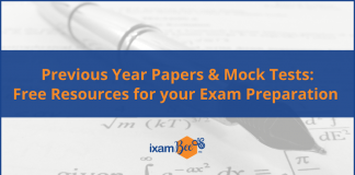 Previous Year Papers & Free Mock Tests