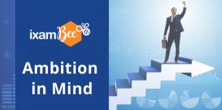 AIM= Ambition In Mind.