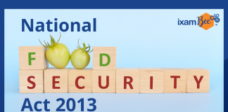 National Food Security Act 2013.-Objectives and Overview.