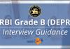 RBI Grade B Interview Guidance