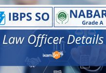 IBPS SO Law Officer, NABARD Grade A Legal Officer.