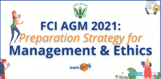 FCI AGM 2021: Preparation Strategy for Management and Ethics- How to Prepare?