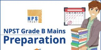 NPS Grade B Mains Preparation