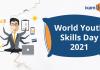 World Youth Skills Day.