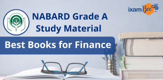NABARD Grade A Best Study Material: How To Prepare for Finance.
