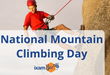 National Mountain Climbing Day
