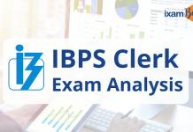 IBPS Clerk 2020 Exam Analysis