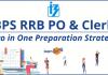 RRB PO& Clerk Preparation Strategy