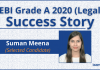 SEBI Grade A Success Story