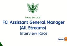 FCI AGM Interview