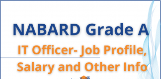 NABARD Grade A IT Officer
