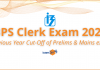 IBPS Clerk Prelims and Mains cut off