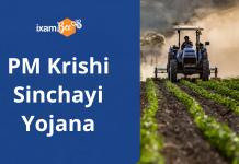 Pradhan Mantri Krishi Sinchayi Yojana