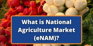 National Agriculture Market (eNAM)?