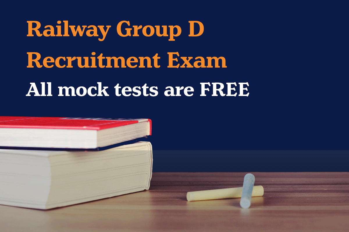 Railway Group D free mock test