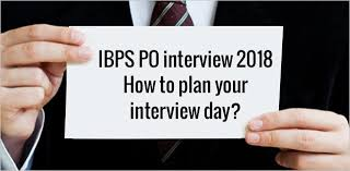 ibps interview